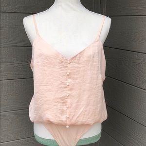 HYFVE Silk Bodysuit